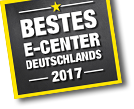 BESTES E-CENTER DEUTSCHLANDS 2017